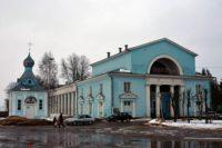 Железнодорожный вокзал — Старая Русса, улица Железнодорожная, 12