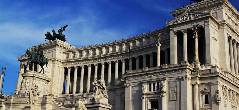 Витториано (Vittoriano) — Рим, Piazza Venezia