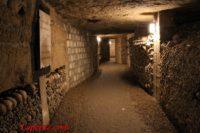 Тропинки меж костей: Лаперуз спустился в парижские катакомбы