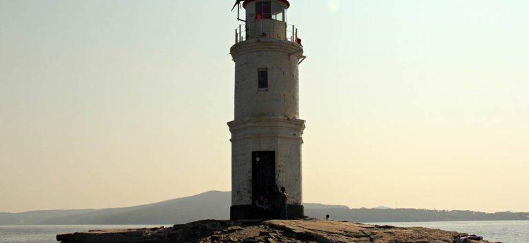 Кошка на Краю земли: маяк в тихом уголке Владивостока
