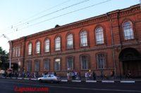 Нарышкинская читальня (Тамбовская областная картинная галерея) — Тамбов, улица Советская, 97