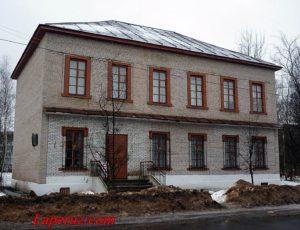 Музей Северо-Западного фронта — Старая Русса, улица Александровская, 23
