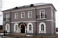 Военно-исторический музей Псковской области — Остров, улица Карла Либкнехта, 7А