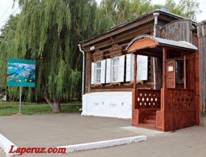 Дом-музей К.С. Петрова-Водкина — Хвалынск, улица Ленина, 208
