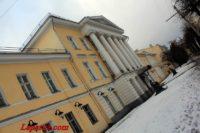 Смоленская областная филармония — Смоленск, улица Глинки, 3