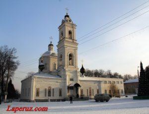 Собор Петра и Павла — Таруса, Соборная площадь, 1