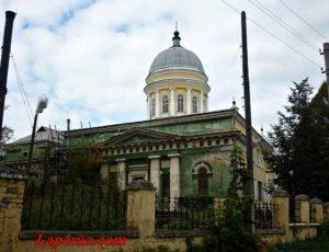 Собор Входа Господня в Иерусалим — Торжок, улица Медниковых, 5А