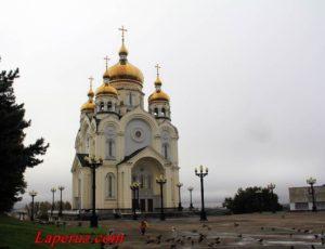 Спасо-Преображенский собор — Хабаровск, улица Тургенева, 24