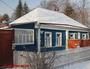 Дом-музей К.Г. Паустовского — Таруса, улица Пролетарская, 2