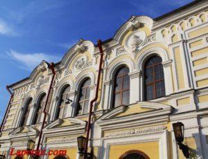 Рязанский государственный театр для детей и молодёжи (Театр на Соборной) — Рязань, улица Соборная, 16