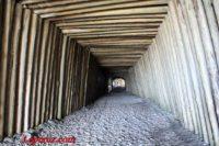 На Сахалине заблокирован вход в тоннель, прорубленный каторжанами в XIX веке