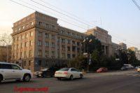Управление Дальневосточной железной дороги — Хабаровск, улица Муравьёва-Амурского, 20