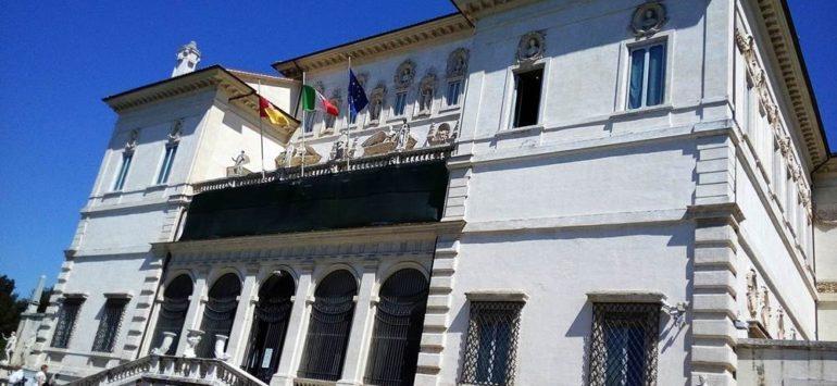 Галерея Боргезе (Galleria Borghese) — Рим, Piazzale Scipione Borghese, 5