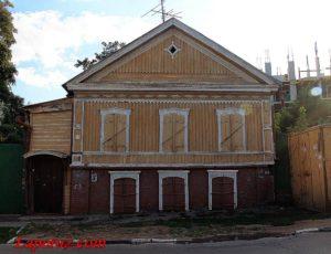 Бывший архиерейский домовый храм — Саратов, улица Первомайская, 27