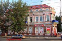 Дом Н.И. Шмидта («Парсамовский роддом») — Саратов, улица Московская, 53 / Соборная, 42