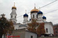 Духосошественский собор — Саратов, Духосошественская площадь, 3