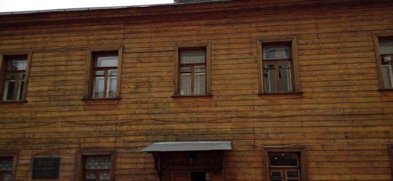 Полупустой музей: официальный адрес Сергея Есенина в Москве