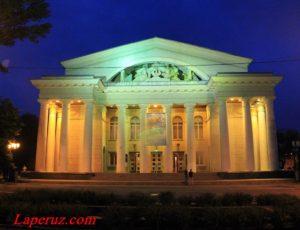 Саратовский академический театр оперы и балета — Саратов, Театральная площадь, 1