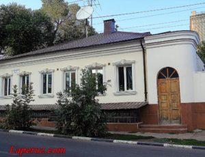 Жилой дом — Саратов, улица Первомайская, 22