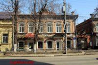 Комплекс жилых домов — Саратов, улица Большая Казачья, 10