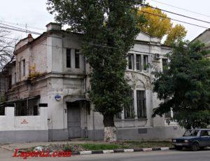 Особняк Е.С. Парусиновой — Саратов, улица Рабочая, 21