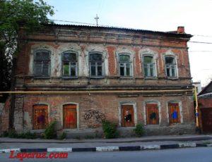 Дом художника Г.П. Баракки — Саратов, улица Соляная, 30