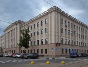 Административное здание Управления Горэнерго — Нижний Новгород, улица Рождественская, 33