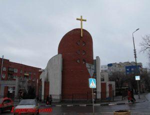 Собор святых апостолов Петра и Павла — Саратов, улица Мичурина, 160/164