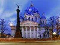 Реставрация Свято-Троицкого Измайловского собора в Санкт-Петербурге окончена