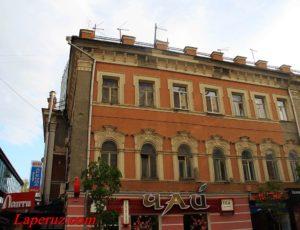 Дом католического епископа — Саратов, проспект Кирова, 13