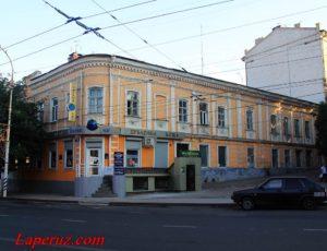 Дом Х.И. Образцова — Саратов, улица Московская, 31