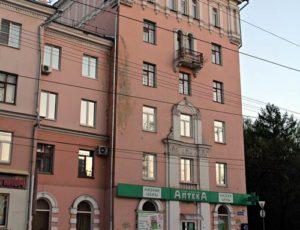 Жилой дом — Нижний Новгород, улица Белинского, 41