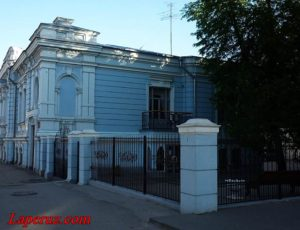 Дом А.А. Иконникова (Дом бракосочетаний) — Нижний Новгород, улица Малая Покровская, 9