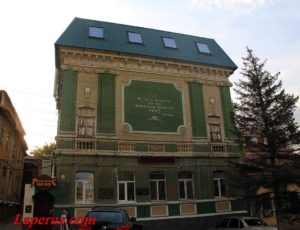 Студия кинохроники (Дом кино) — Саратов, улица Октябрьская, 43