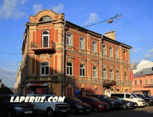 Дом Ф.Е. Приспешникова — Нижний Новгород, улица Большая Покровская, 24