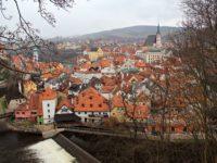 Крумлов: Город в петлях Влтавы
