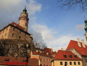 Крумловский замок — крепость, где жили вампиры