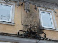 """В  Саратове начали осыпаться """"отреставрированные"""" памятники архитектуры"""