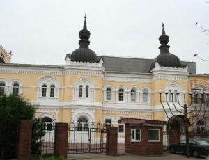 Синагога — Нижний Новгород, улица Грузинская, 3
