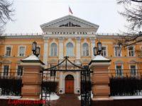 Окружной суд (Нижегородский областной суд) — Нижний Новгород, улица Большая Покровская, 17
