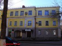 Первая мужская гимназия (Волжский районный суд Саратова) — Саратов, улица Некрасова, 17