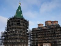 В Холмогорах завершат проектирование реставрации церкви XVII века