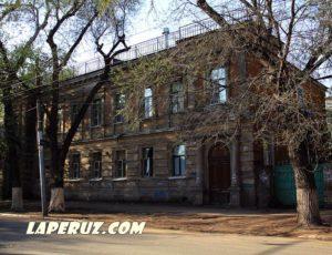 Дом А.К. Рейнеке — Саратов, улица Мичурина, 67