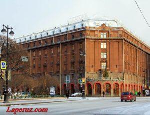 Гостиница «Астория» — Санкт-Петербург, улица Большая Морская, 39
