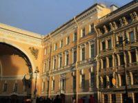 Бывшее здание Министерства иностранных дел — Санкт-Петербург, улица Большая Морская, 2