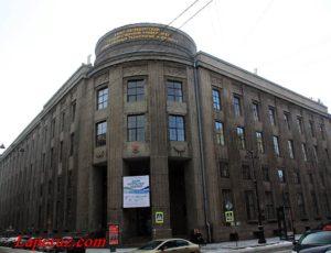 Санкт-Петербургский государственный университет технологии и дизайна — Санкт-Петербург, улица Большая Морская, 18