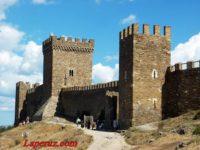 В Генуэзской крепости пройдёт первая за 25 лет реставрация