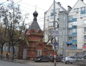 Часовня во имя святой великомученицы Варвары — Нижний Новгород, улица Варварская, 36Б