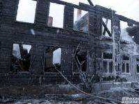 """В Вологде сгорел дом """"маленькой княгини"""""""