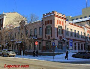 Доходный дом купца С.М. Масленникова — Саратов, улица Вольская, 40